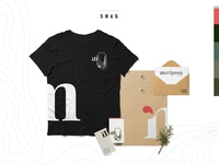 Swag Design / Dribbble Design Challenge at Epicurrence