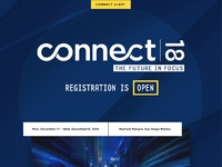 Connect18 registration email select
