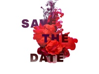 Save The Date Graphics