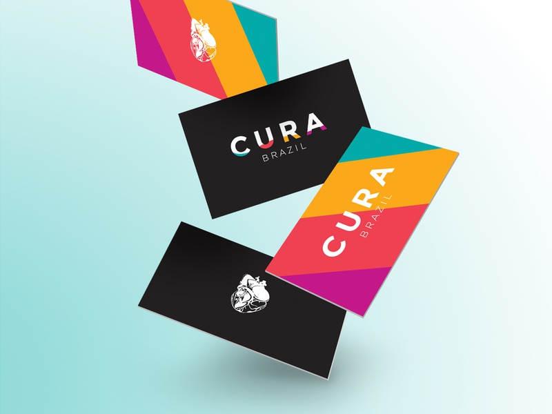 CURA Business Cards