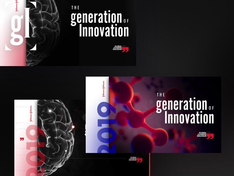 Unused Event Theme Graphics event artwork branding screen design graphic design event theme event branding event design event