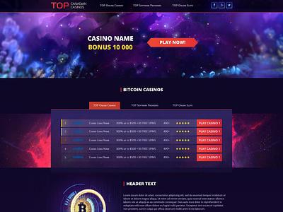 Casino slot design slots slot casino casino games casinos art website design ux shot design website ui