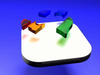Google Maps Logo Animation maps animation design best animation google design 3d animated 3d animated gif animate logo animate animated cinema4d animation google google maps