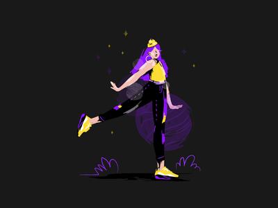 Eclipse_05 web vector uidesign ui design ui stars space planet illustration art illustrationart illustrator illustration flat draw design colorful astrology art app design app