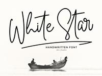 White Star Font