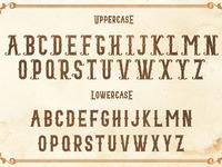 4blacktail font