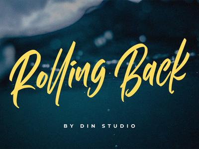 Rolling Back Script