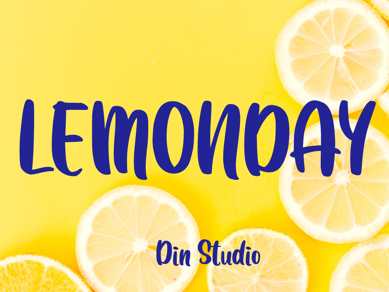 Lemonday Font free font packaging design packaging signature font handlettering logo type typography branding