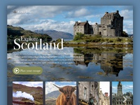 Celtic Tours travel site