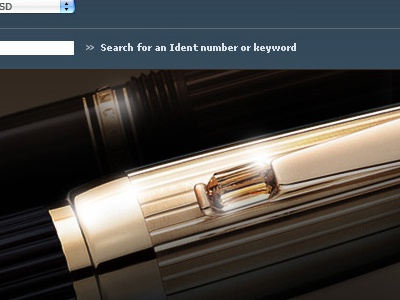 Luxury Writing Instrument / Web
