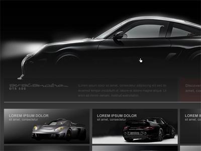 Car / Website
