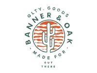 Banner & Oak - Saguargo