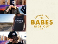 Babes Ride Out 6 - Merch