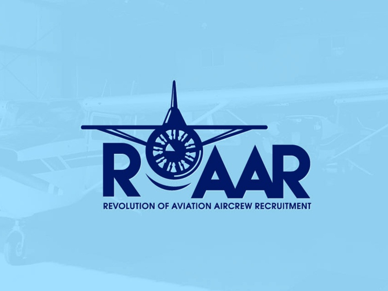 ROAAR simple design illustration colours typography creative agency dribbble creative  design logo design vector branding