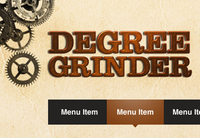 Degree Grinder, Logo