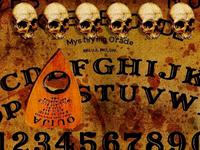 Ouija Board Flash Website