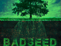Another logo idea for my design studio,  Bad Seed Society.