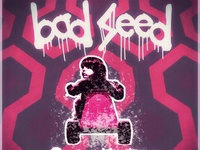 Another graphic for my design studio Bad Seed Society.