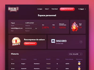 Gaming Online Platform