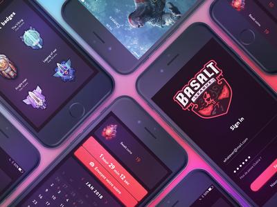 Basalt app