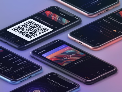 Wallet for cryptocurrencies ethereum btc ture sale money trade cards wallet app ios currency crypto wallet
