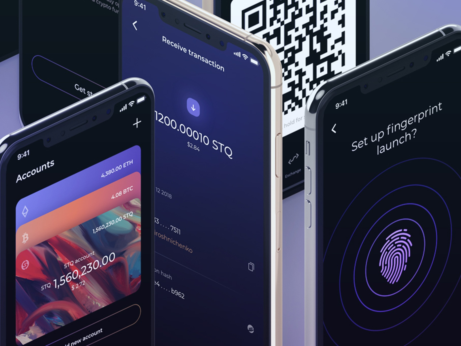 Wallet app 2