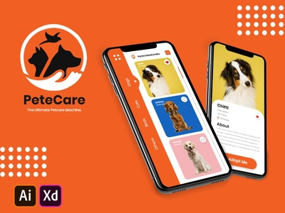 PetsCare Andriod Appliction