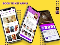 🔥 Cinema Ticket Booking App 🚀
