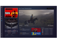 Playstation Concept Interface