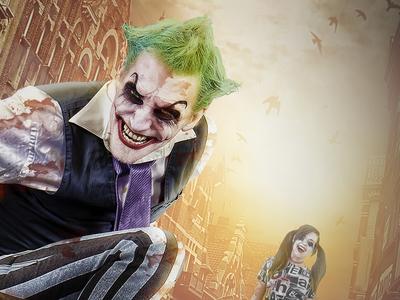 The Joker 3 Composite Chris Swanger Photography Web