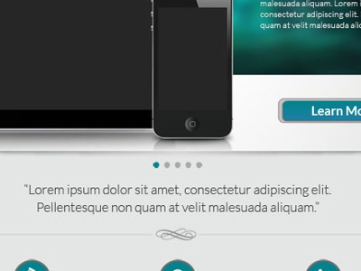 Free HTML5/CSS3 responsive template giveaway with psd's free theme website marketing iphone app psd giveaway freebie download