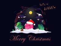 Hello~~ Merry Christmas~