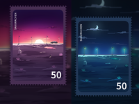 Highway stamps