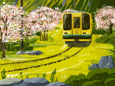 Spring Train