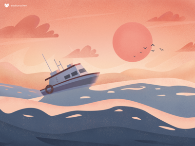 Sea trip