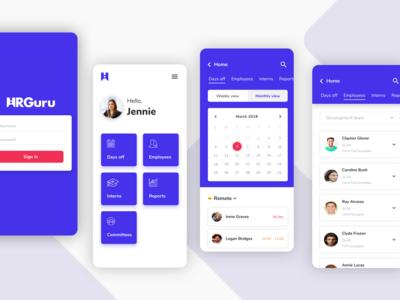 HRGuru App