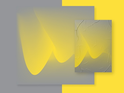 Pantone colors of the year 2021 - Ultimate Gray + Illuminating vector minimal design branding graphic design graphic arts graphic art pantone color pantone art illuminating yellow ultimate gray illuminating color pantone 2021 pantone2021 pantone