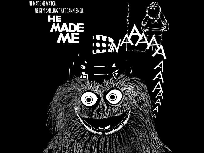 Gritty Made Me Watch