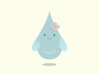 Raindrop Girl