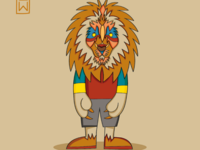 Eddie_the_Lion