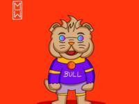 Bull the Dog 🐶😆✌️