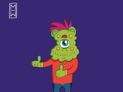 Drake.The.troll ✨🔥✨ character cartoons digital troll fun today drawing draw colors