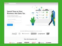 Homepage | Design and Development