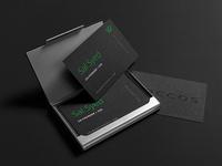 Arccos Business Card