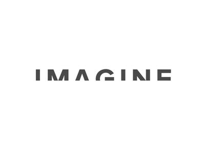 Imagine Logo huh design imagine logo