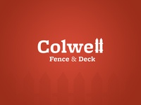Logo - Colwell Fence & Deck
