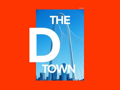 The D Town designs design