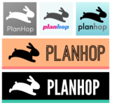 PlanHop logo options