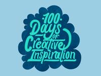 100DaysOfCreativeInspiration