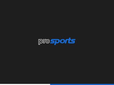 pro sports logo